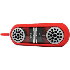KNZ Technology GODUO-RED GoDuo All-in-One Portable Bluetooth Speakers (Red)