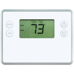 GoControl GC-TBZ48 Z-Wave Battery-Powered Smart Thermostat