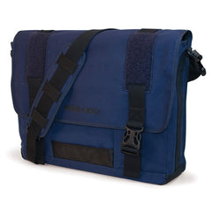 Mobile Edge MECME3 Eco-Friendly Canvas Messenger Bag for 17.3