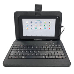 Naxa NID-7020 7-Inch Core Tablet with Android OS 8.1 and Keyboard