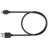 Pioneer CD-IU52 Charge & Sync Interface Cable with USB & Lightning Connectors for iPhone/iPod
