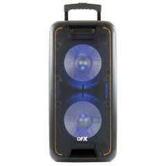 QFX PBX-100 Bluetooth Portable Party Speaker