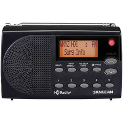 Sangean HDR-14 HD Radio/FM Stereo/AM Portable Radio