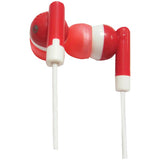 Supersonic IQ-101 RED IQ-101 Digital Stereo Earphones (Red)