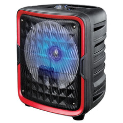 8-Inch Bluetooth(R) Speaker with True Wireless Technology (Red)