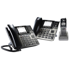 Motorola ML1002S ML1002S Desk Phone Base Station with Digital Receptionist and Digital Answering System