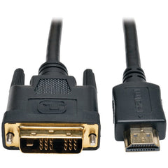 Tripp Lite P566-006 HDMI to DVI Digital Monitor Adapter Video Cable, 6ft