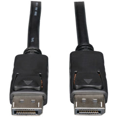 Tripp Lite P580-006 DisplayPort to DisplayPort Cable with Latches, 6ft