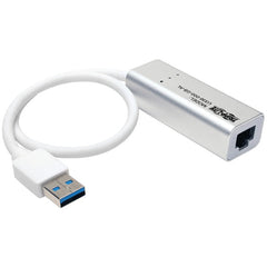 Tripp Lite U336-000-GB-AL USB 3.0 SuperSpeed to Gigabit Ethernet NIC Network Adapter