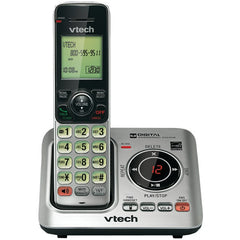 VTech VTCS6629 DECT 6.0 Expandable Speakerphone with Caller ID & Call Waiting (Single-Handset System)