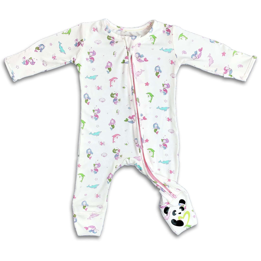 Soft Baby Layette Pajamas Toddler Girls Boys Softest Best Sleepwear for Children Newborn Infant Kids PJs Bellabu Bear Onesie Footie Romper Convertible Footie