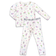 Soft Baby Pajamas Toddler Girls Boys Softest Best Sleepwear for Children Newborn Infant Kids PJs Bellabu Bear Two Piece Sleep Clothing Long John Matching Sets Mermaid Pink Best Baby Products 2019