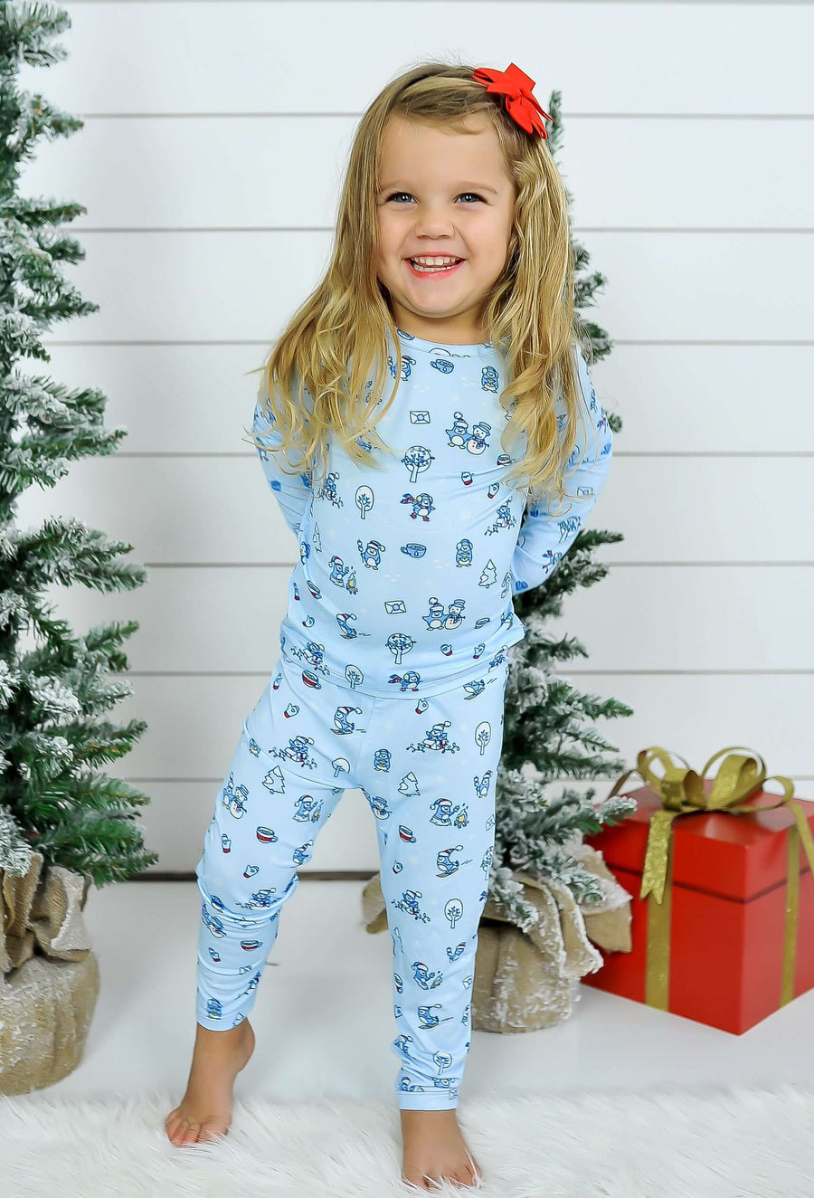 christmas family matching pajamas, holiday matching pajamas, family matching pajamas, matching bamboo pajamas