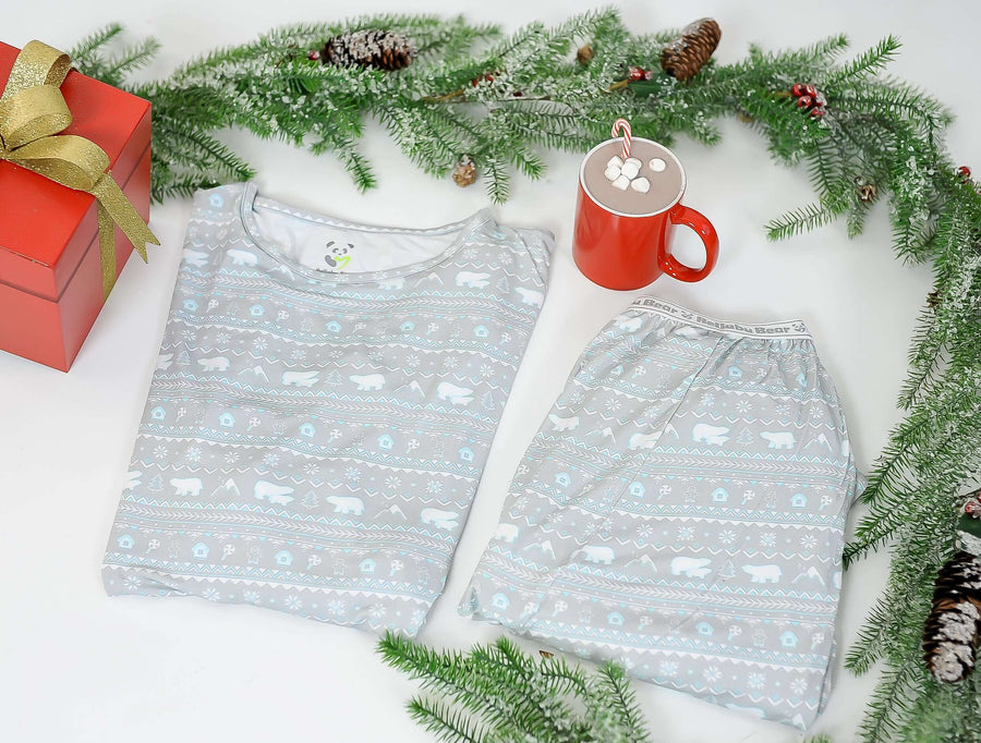 christmas family matching pajamas, holiday matching pajamas, family matching pajamas, matching bamboo pajamas, mens soft pajamas, most comfortable mens pajamas