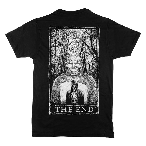 The End Back Print T-Shirt