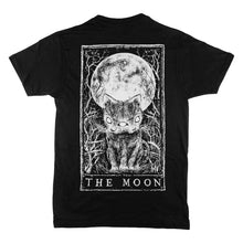 The Moon Back Print T-Shirt