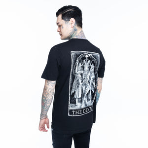 The Devil Back Print T-Shirt