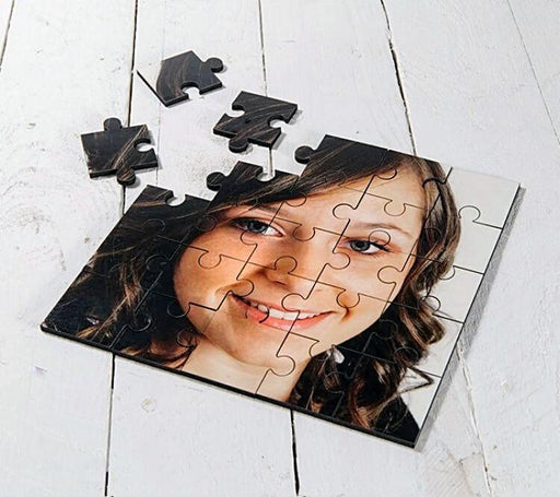 Personalised Wooden Puzzle 25 pieces