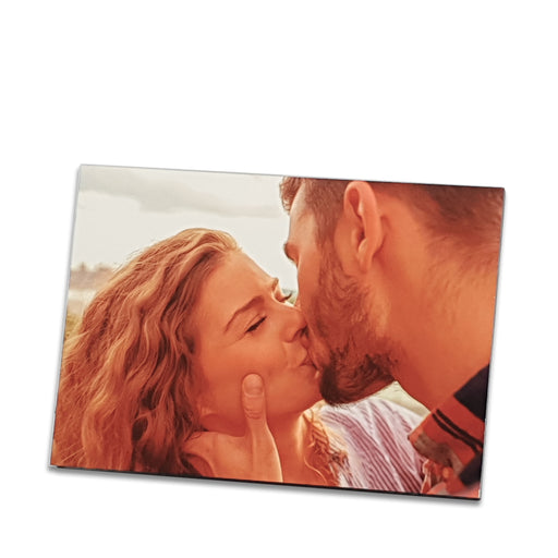 Personalised Wooden Photo Block 7''x5''