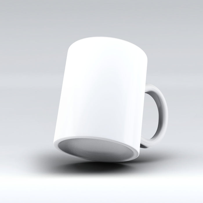 Premium Personalised White Mug