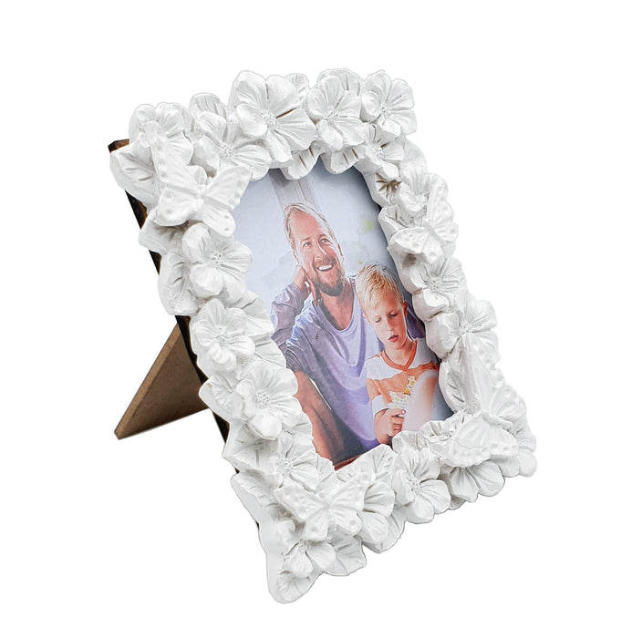 Floral Photo Frames rectangle shape