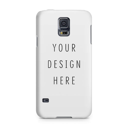 Design Your Own Samsung Galaxy S5 3D Custom Phone Case