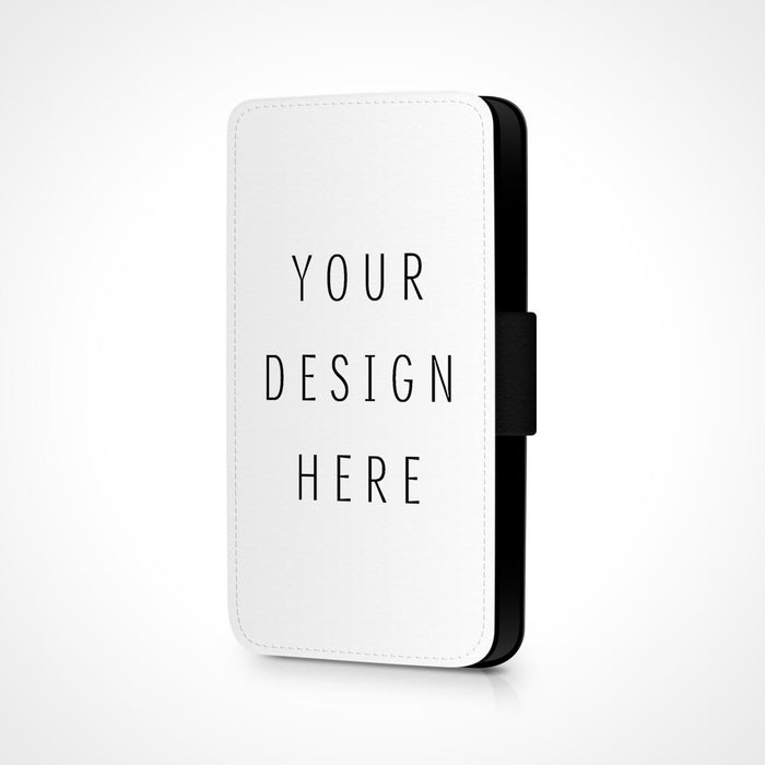 new concept 9729f f39ec Design Your Own Phone Case | Personalised Galaxy S8 Wallet Case ...