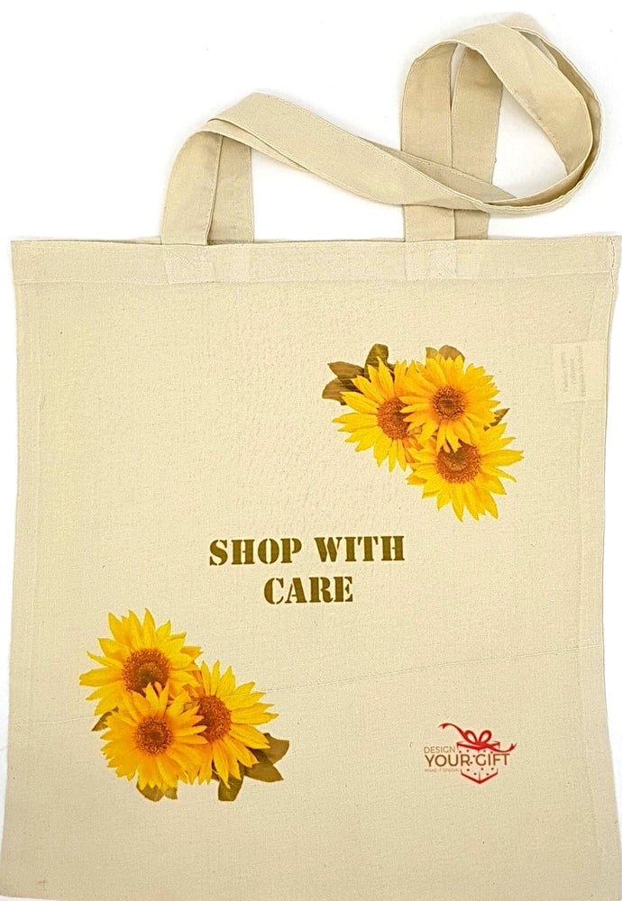 Personalised Tote Bag design-your-gift.