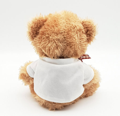 Personalised Teddy Bear back designyourgift.co.uk