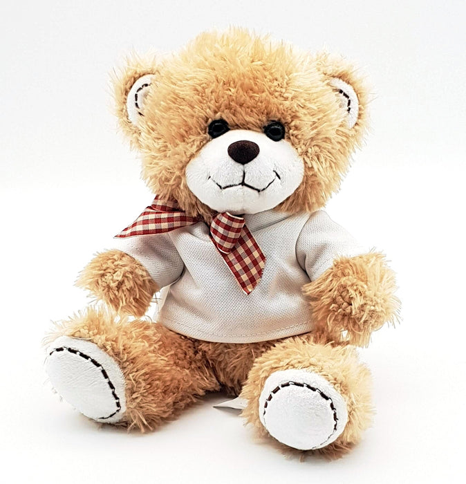 Personalised Teddy Bear front designyourgift.co.uk