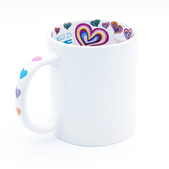 Personalised Love Mug | Hidden Message Mug design-your-gift.