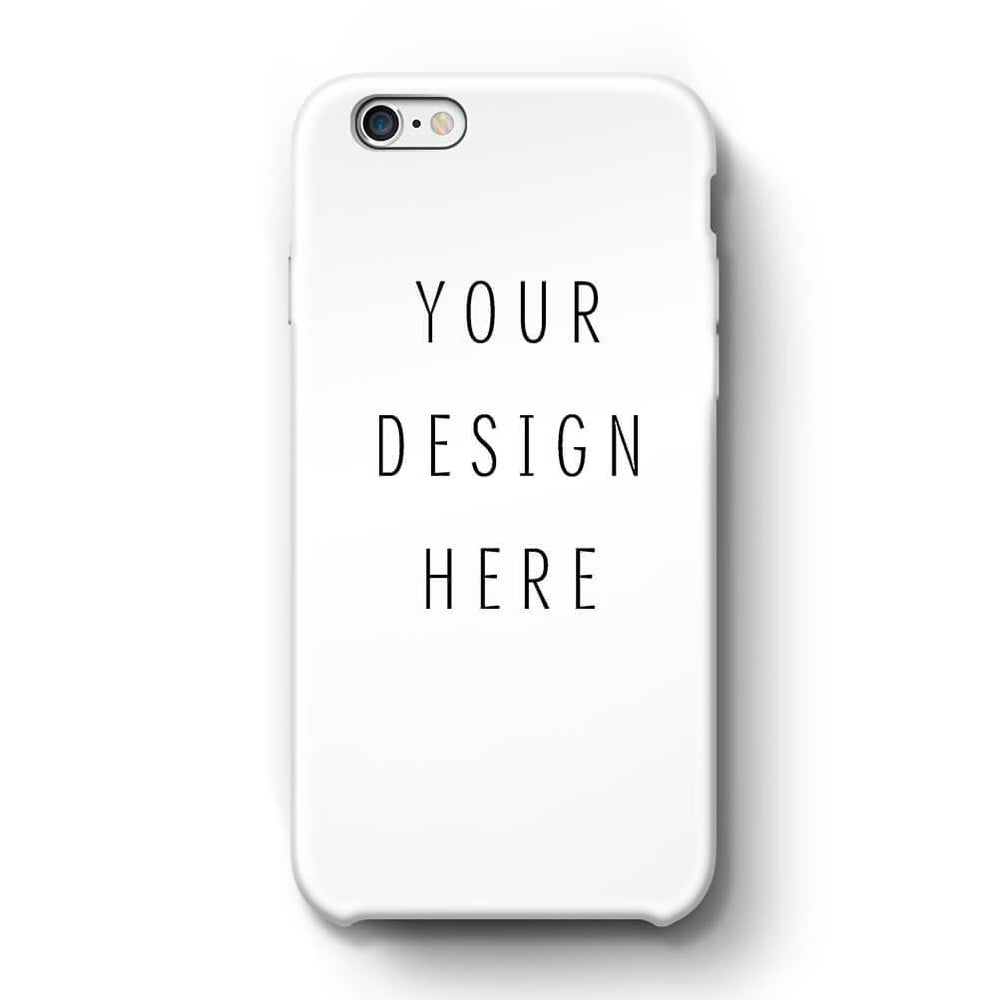 Design Your Own iPhone 6 3D Custom Phone Case