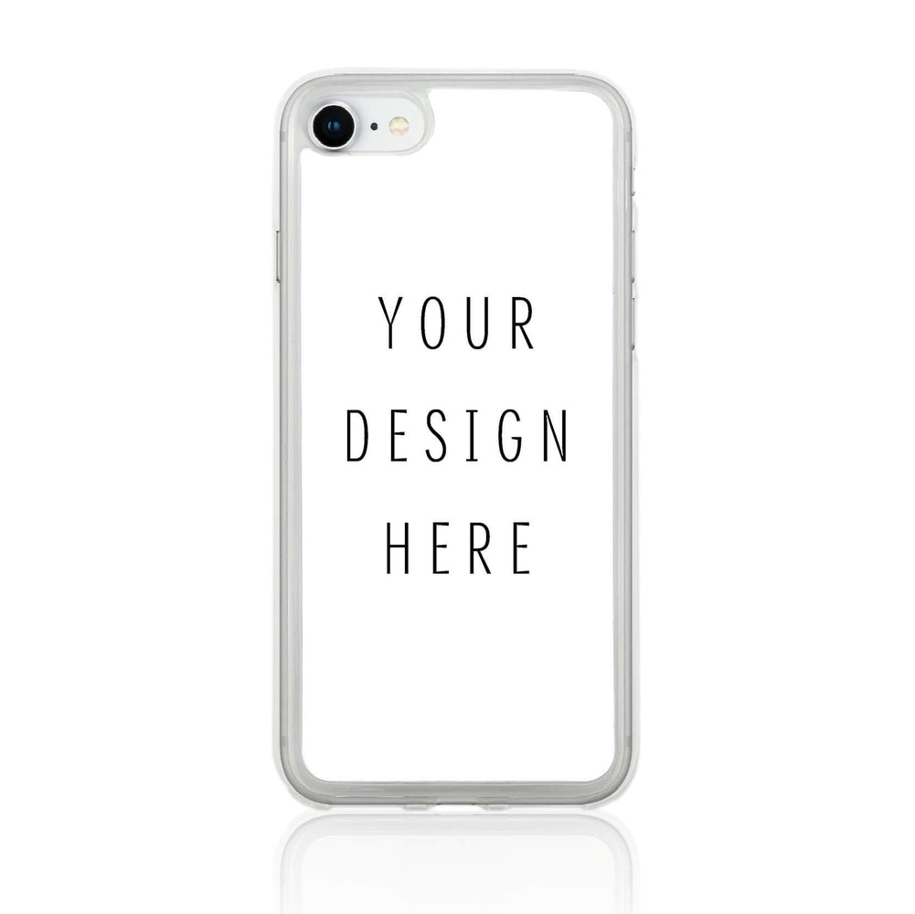 Design Your iPhone 7 Clear Phone Case | Custom Phone Case