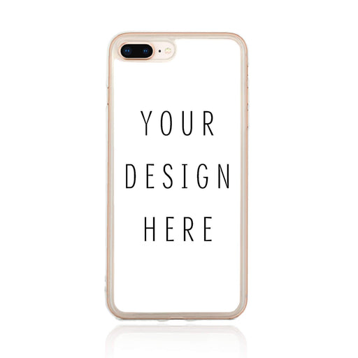 Design Your Own iPhone 7 Plus Clear Phone Case