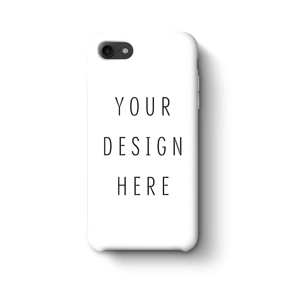 Design Your Own iPhone 8 3D Custom Phone Case