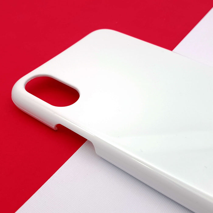 iPhone X 3D Phone Case blank