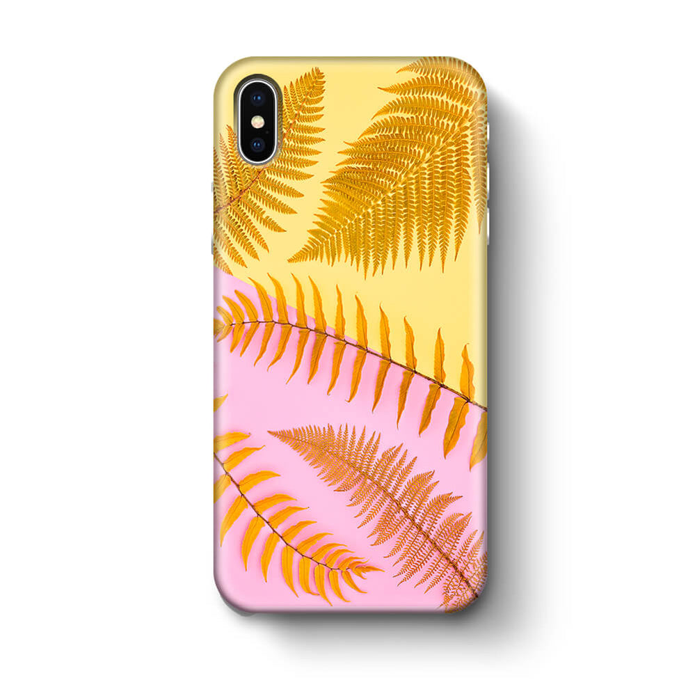 Feria Wild Ombre iPhone X 3D Phone Case