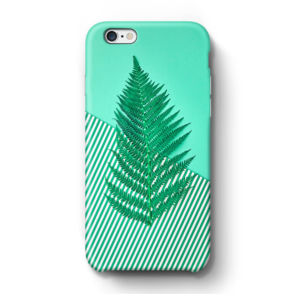 Green Feria iPhone 6 3D Phone Case