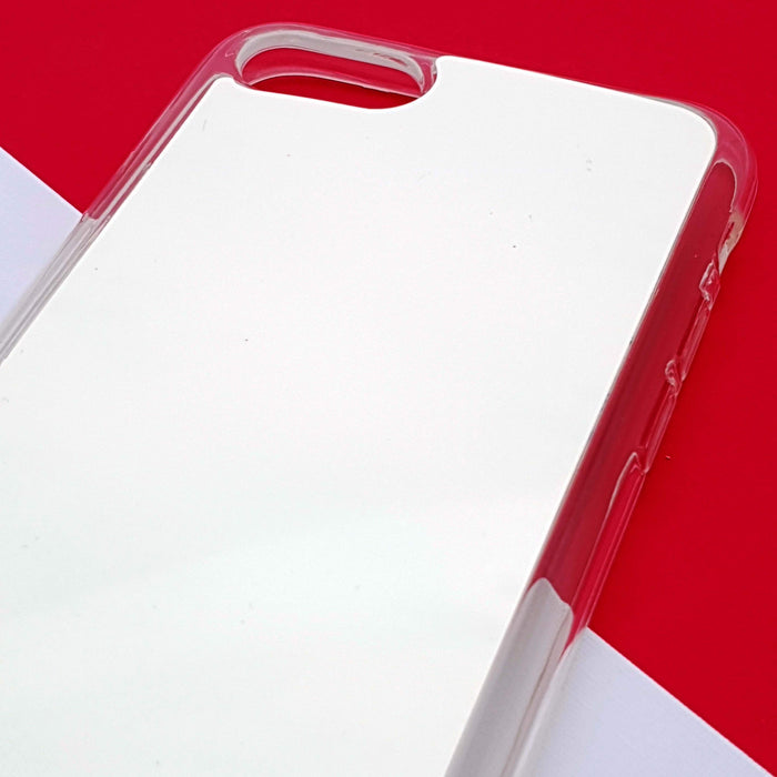 Blank iPhone 8 Clear Phone Case | 3 Photos Phone Case