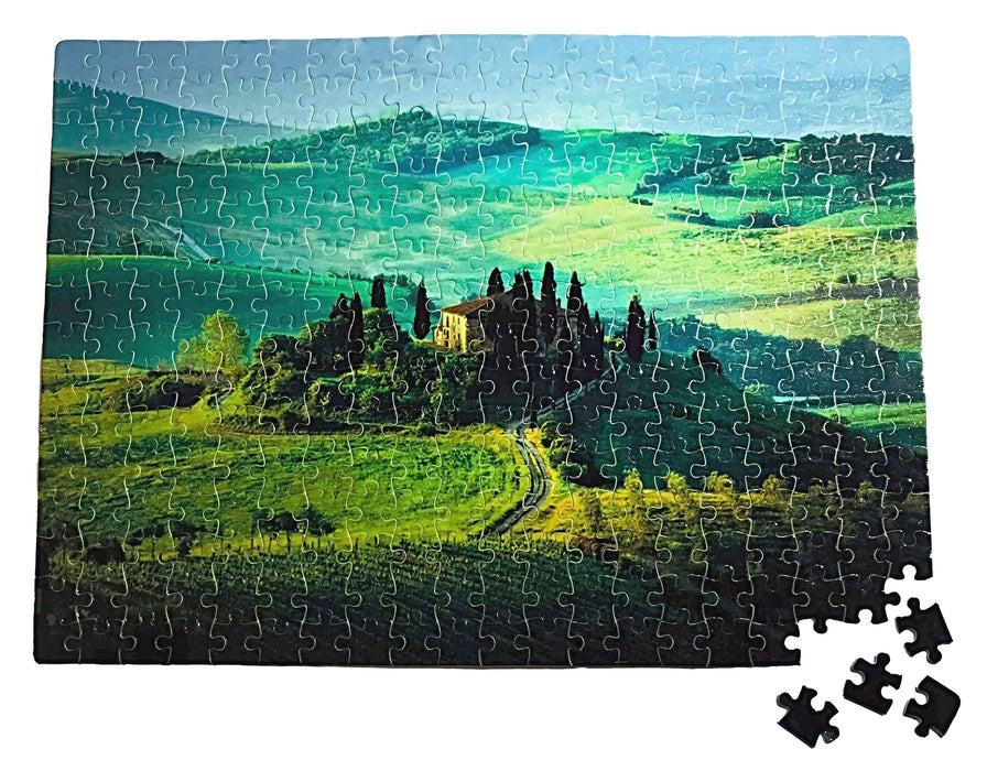 Personalised Puzzle - 300 pieces design-your-gift.