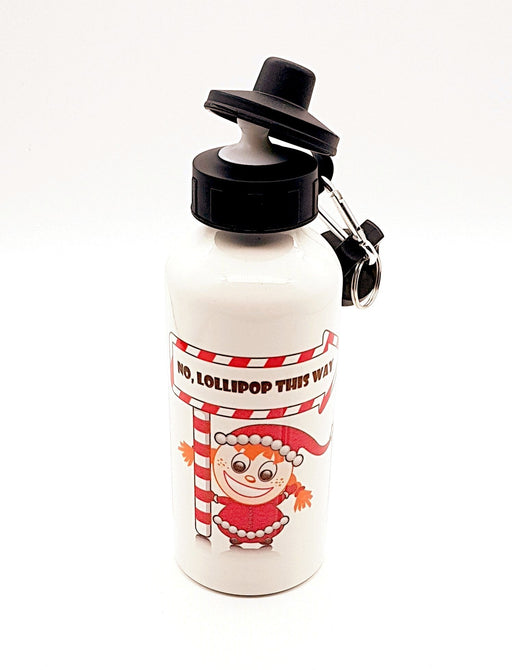 Personalised Children's Aluminium Water Bottle with high quality print