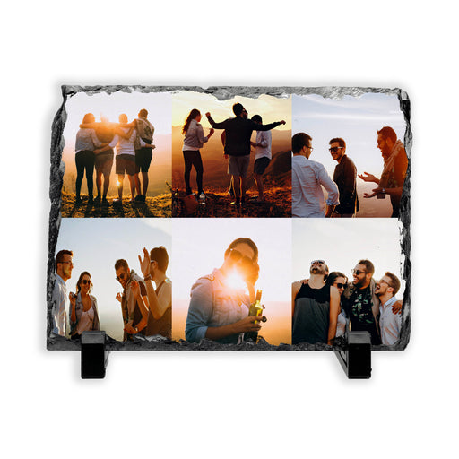 Personalised Photo Slate 20x15cm design-your-gift.