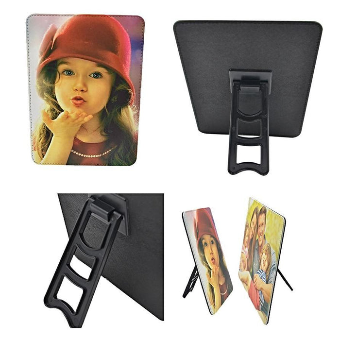 Leather Photo Frame - 12.8 x 17.7 cm design-your-gift.