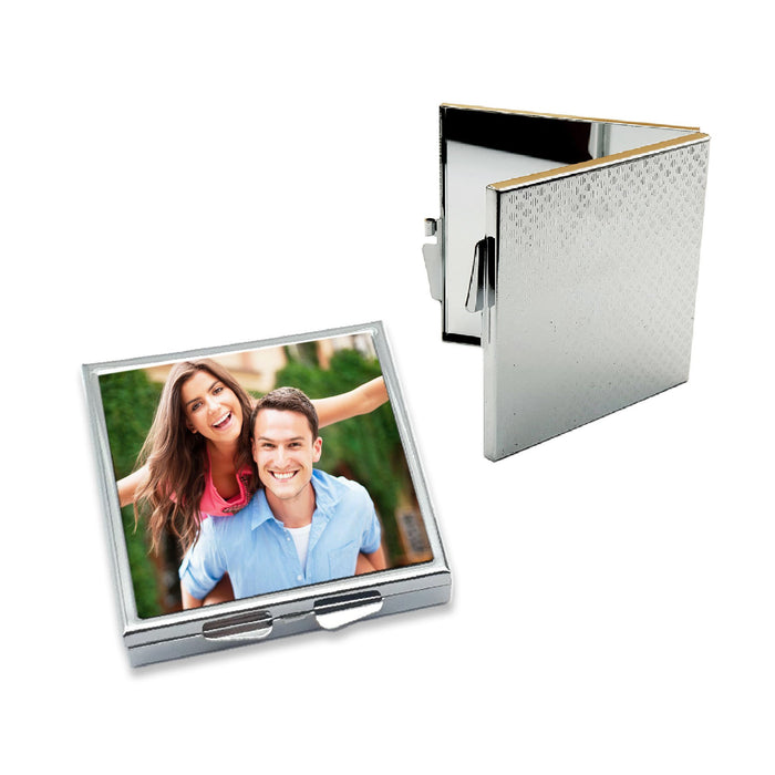 Personalised Compact Mirror design-your-gift.