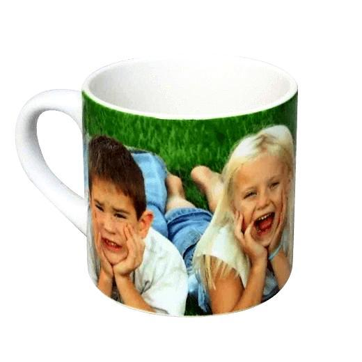 Personalised Children's Mug printed with a vivid picture