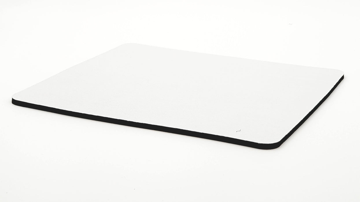 Blank personalised mouse mat