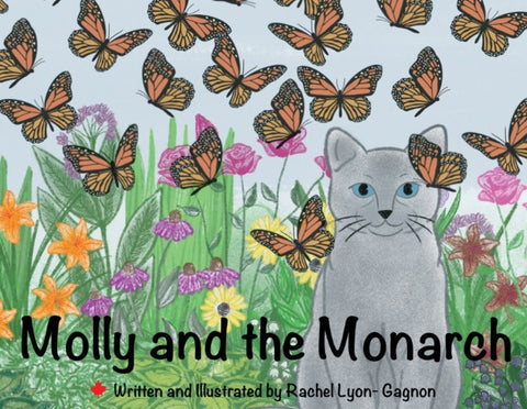 Molly and the Monarch, Children's Book