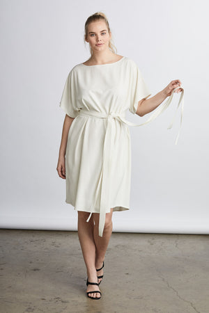 THE BLANK CANVAS DRESS