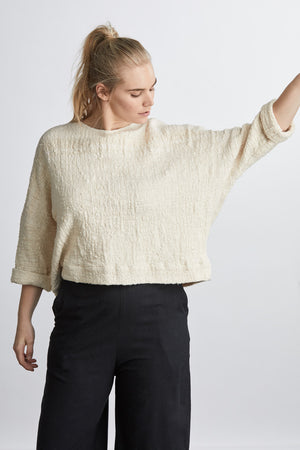 THE MID-WEIGHT T SWEATER