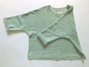 THE SPECKLED T SWEATER